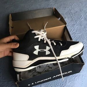 Under Armour Baseball Cleats in Box